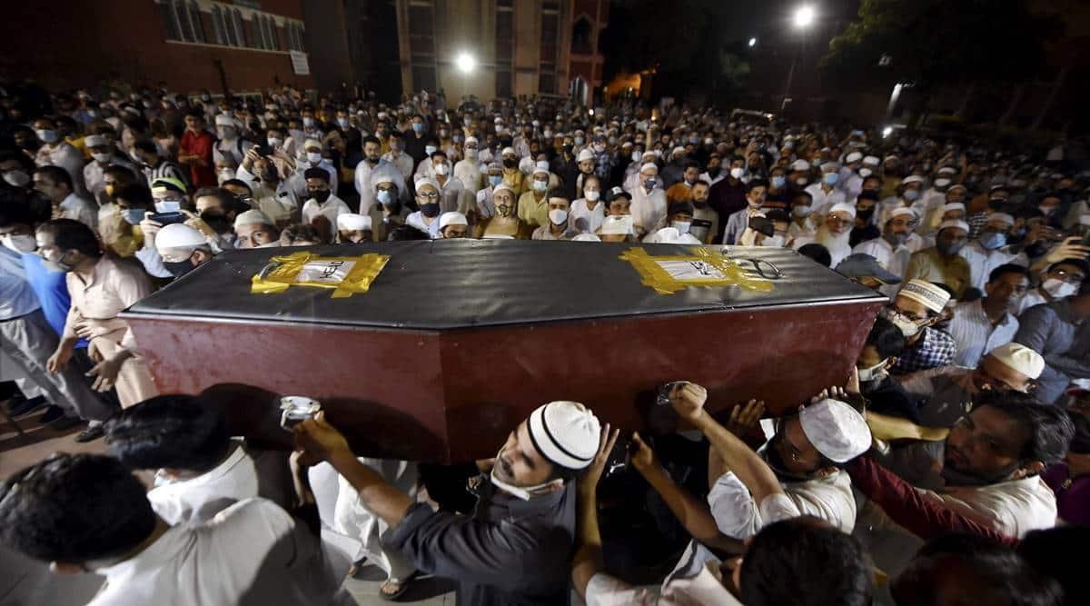 Danish Siddiqui, Danish Siddiqui Taliban, Taliban Danish Siddiqui, danish siddiqui reuters, Danish Siddiqui taliban death news, Danish Siddui death latest news, indain express news