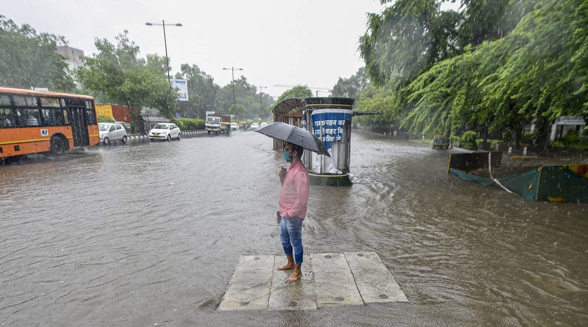 Delhi rains, Delhi weather, IMD Delhi forecast, IMD Delhi, Delhi rain update, Delhi weather update for coming week, Delhi news, Indian express