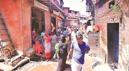 Dharavi records zero Covid cases again, fourth time since second wave hit city