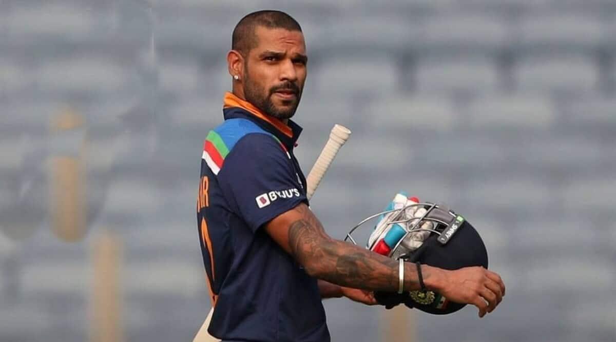 Shikhar Dhawan, Shikhar Dhawan ODI rankings, Virat Kohli, ICC ODI batsman rankings, India vs Sri Lanka 2021