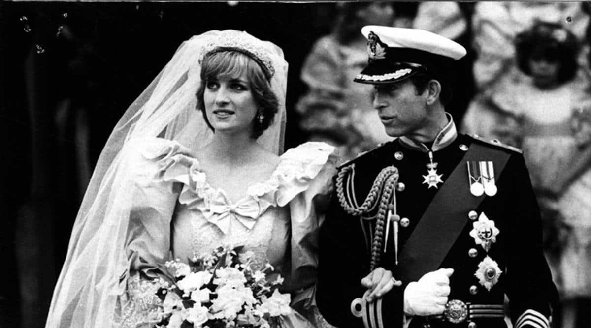 princess diana prince charles wedding