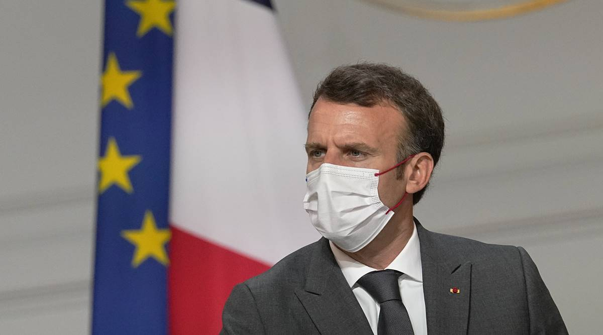 France's Emmanuel Macron orders all health workers to get vaccinated