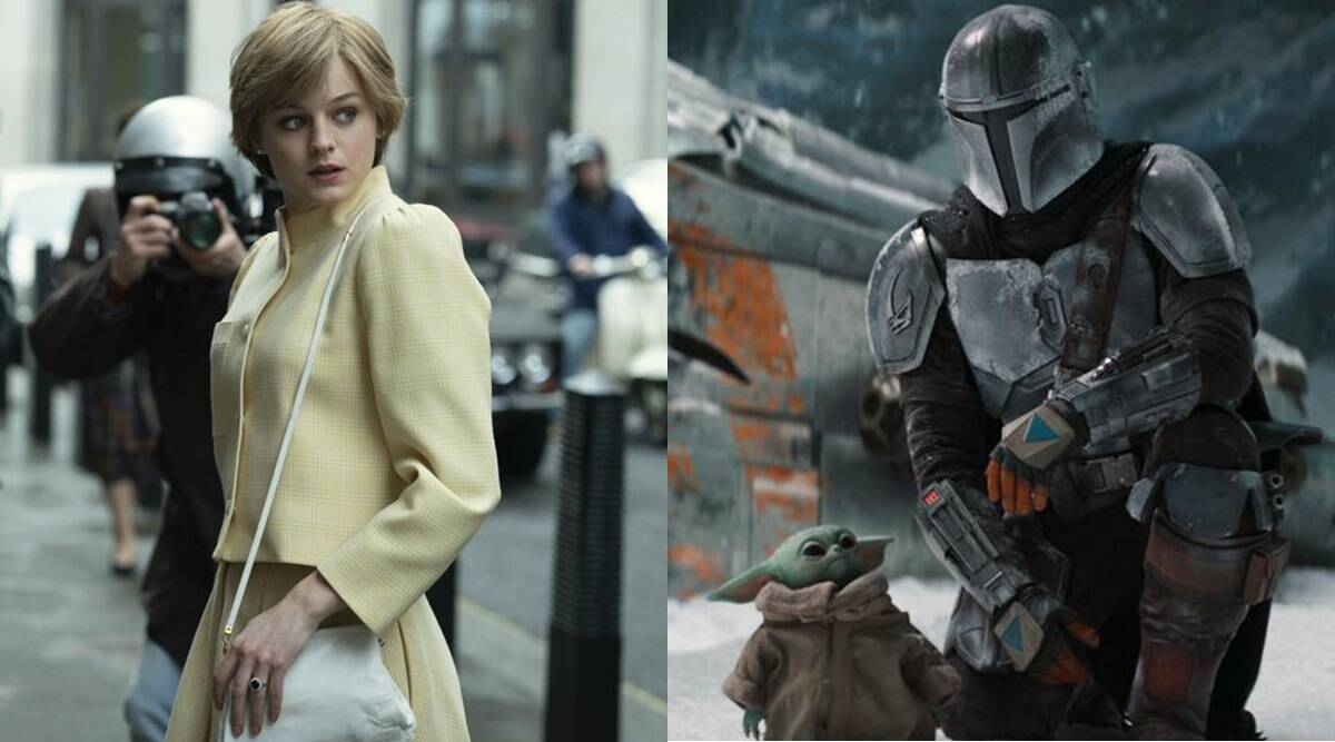The Crown and The Mandalorian