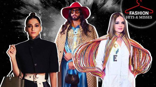 Fashion hits and misses, latest celebrity looks, Ranveer Singh latest look, bollywood celebrity outfits, indianexpress.com, Indian Express