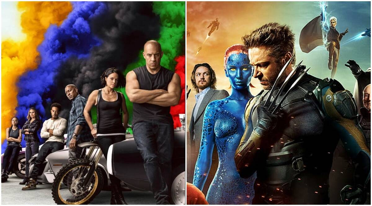 Fast and Furious, xmen