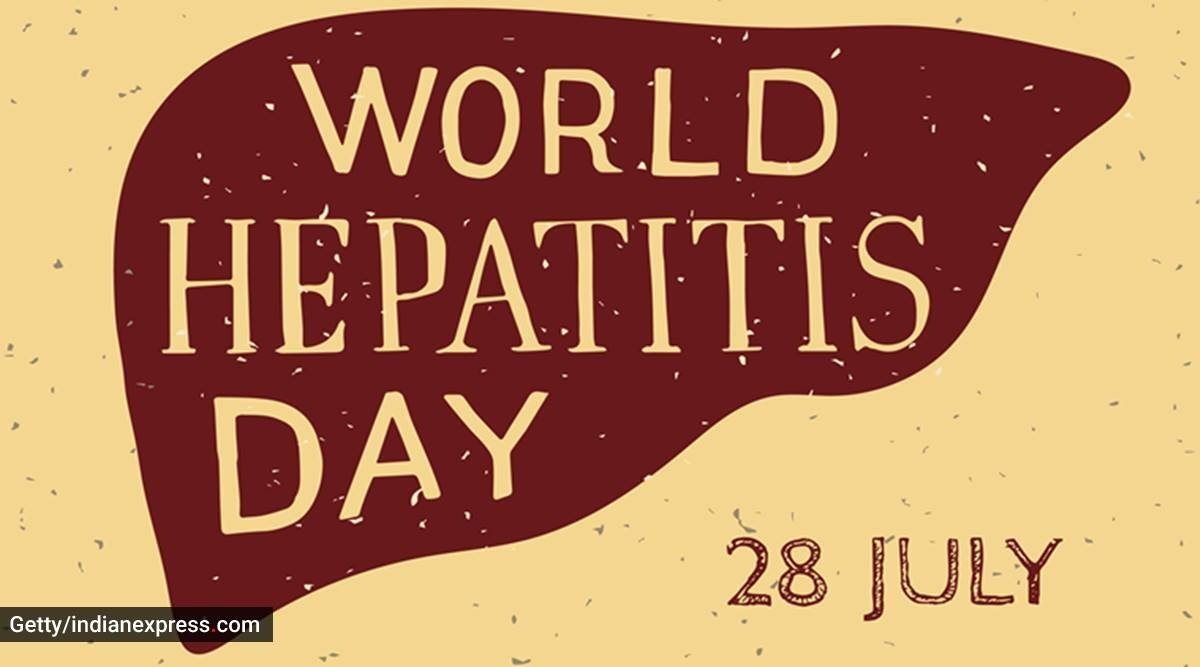 covid19 and hepatitis, hepatitis vaccination and covid vaccination, world hepatitis day 2021, indianexpress.com, indianexpress, myths about covid vaccine and hepatitis B vaccine, is it safe to take hepatitis B vaccine and covid vaccine, hepatitis patient and covid vaccination,