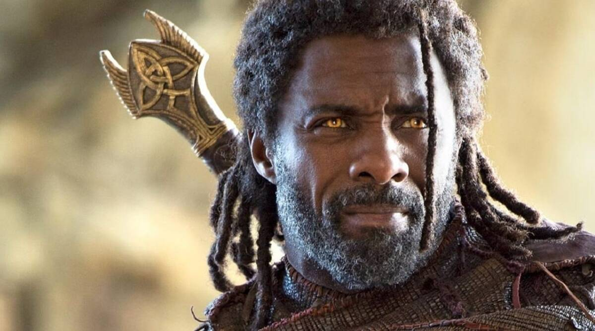Idris Elba, heimdall