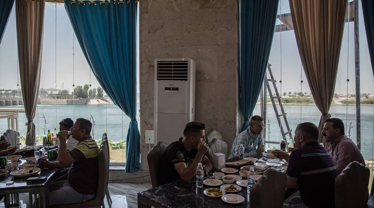 After years as a battleground, Iraqi city is lifted by investment boom