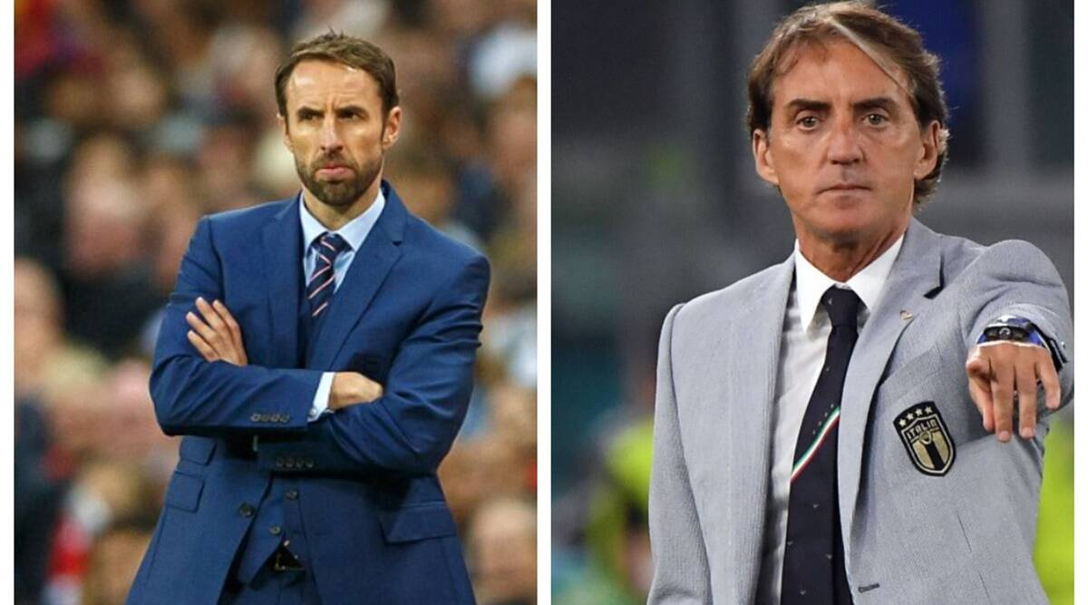 Euro 2020 final: How England and Italy match up tactically