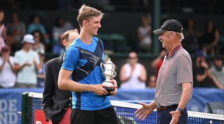 kevin anderson, kevin anderson hall of fame open, kevin anderson vs Jenson Brooksby, kevin anderson titles