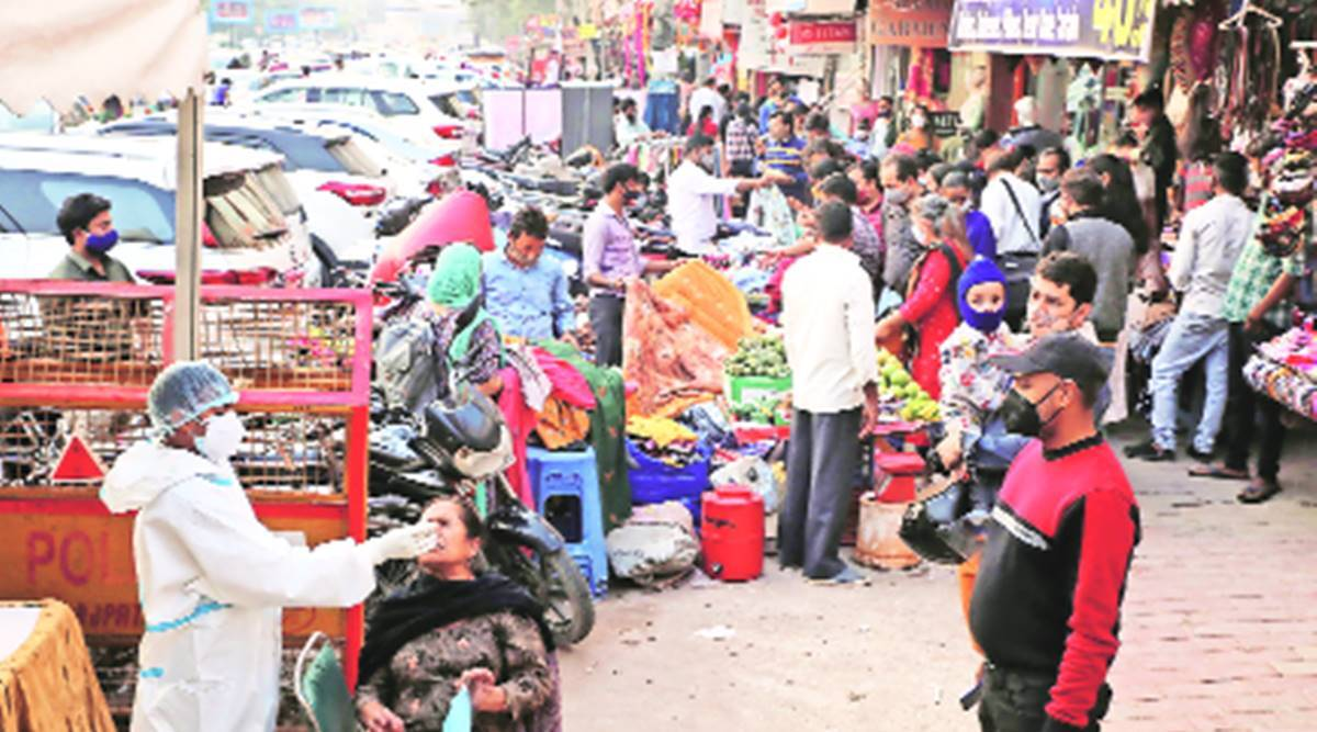 Delhi High Court gives nod: South MCD allowed to conduct survey of 'squatters' in Lajpat Nagar