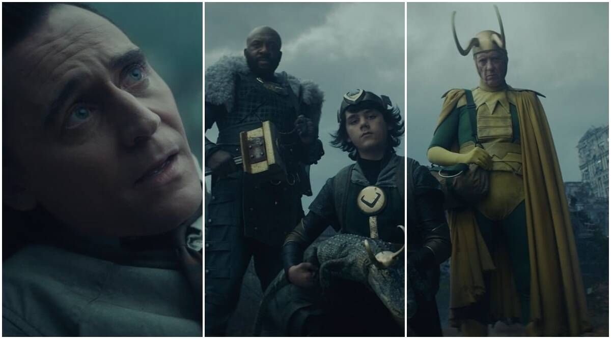 Loki post credit scene