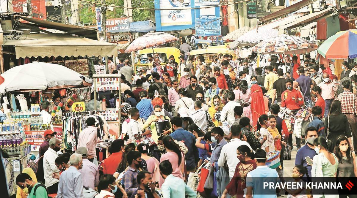 Delhi's Gaffar, Naiwala markets shut over Covid norm violations