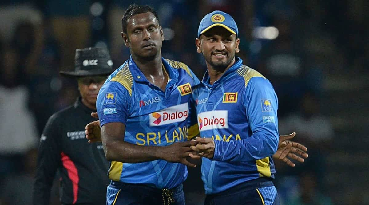 Creating rift between players': Angelo Mathews, Dimuth Karunaratne respond  to Muralitharan's allegations   Sports News,The Indian Express