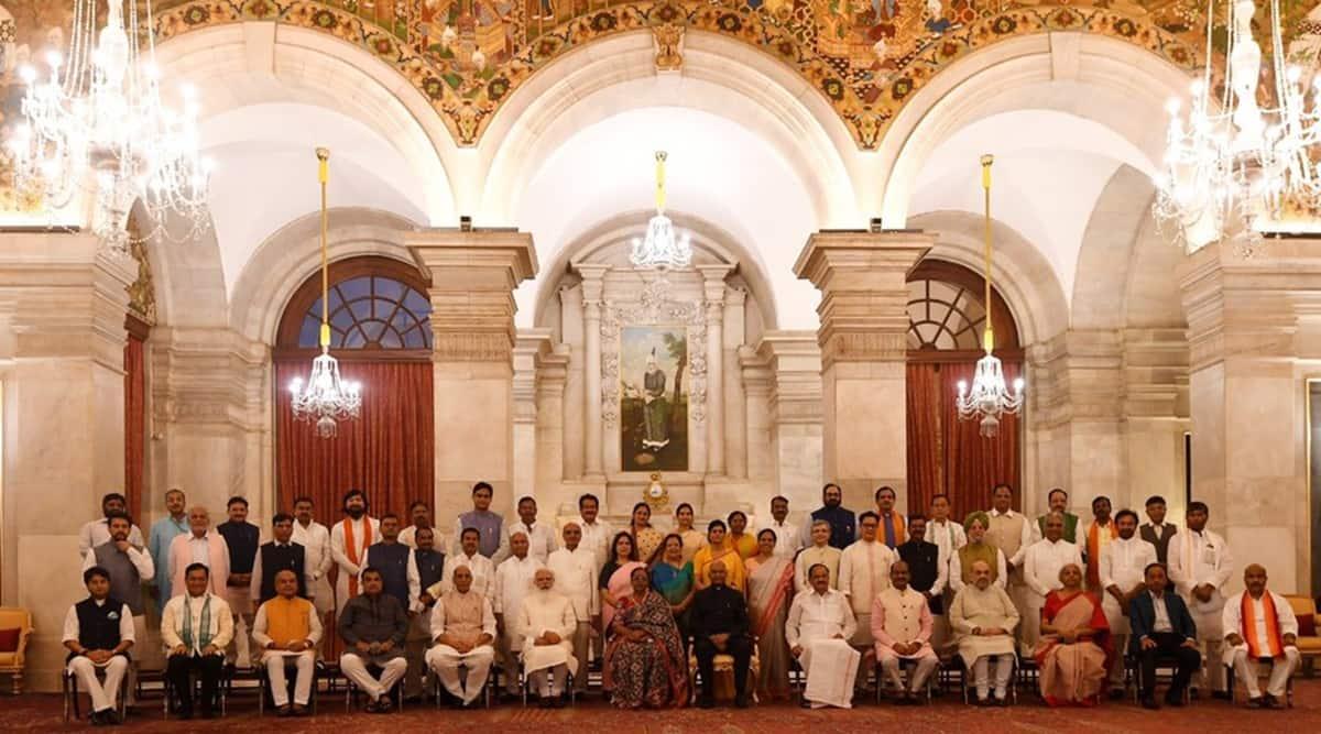 Cabinet modi govt news