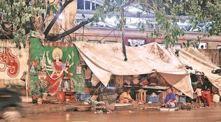 Mumbai, homeless