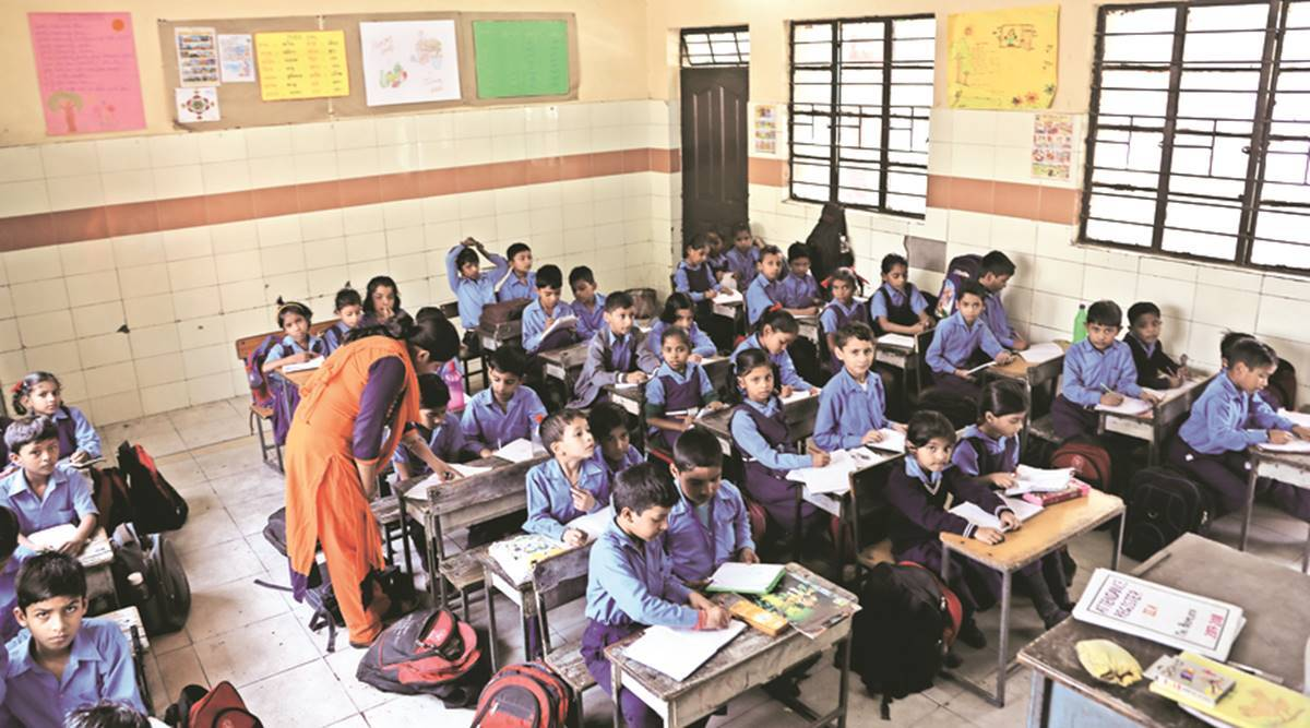 Despite announcement by Sisodia: Private schools turn away EWS students, parents left in lurch