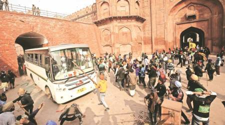 To argue red fort vandalism cases: Delhi Cabinet rejects panel of lawyers suggested by police