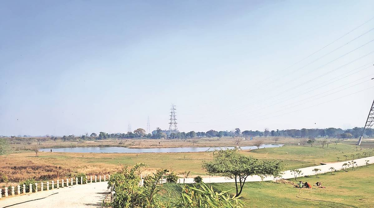 Walkways to water bodies: 3 sections of Yamuna riverfront project complete