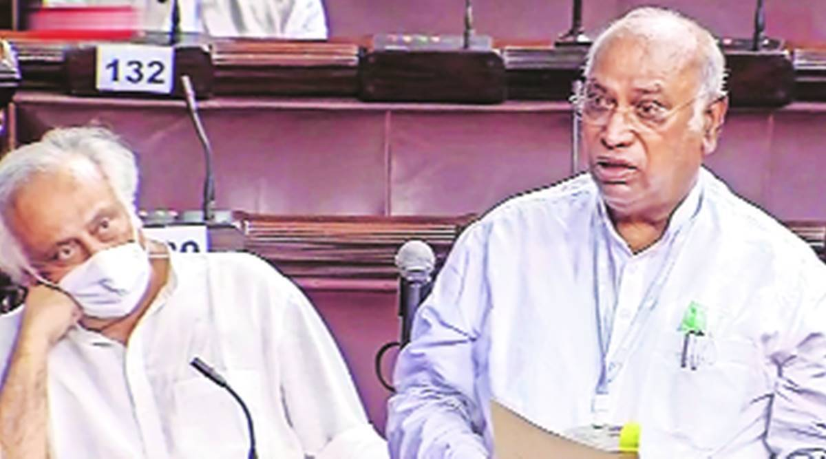 Opposition raises questions on nationality of new MoS, govt calls it baseless