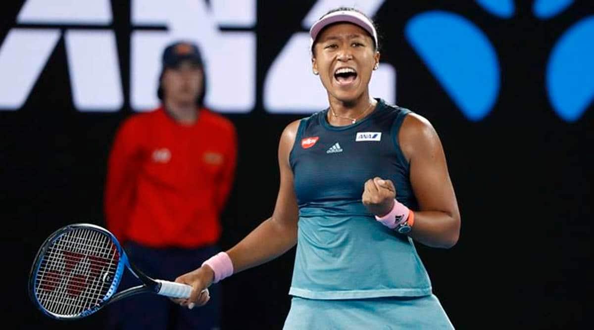 Naomi Osaka, Naomi Osaka mental health, Naomi Osaka espys, Naomi Osaka, Naomi Osaka mental health, Naomi Osaka wins best athlete, indian express, indian express news