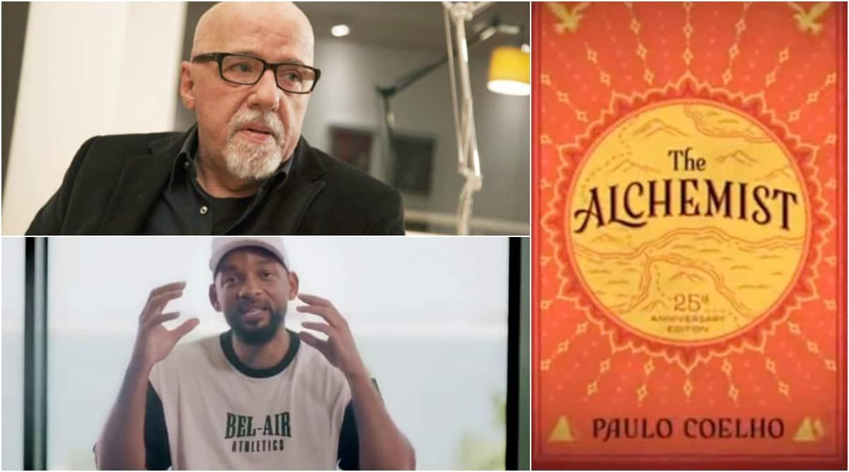 the alchemist film adaptation paulo coelho will smith