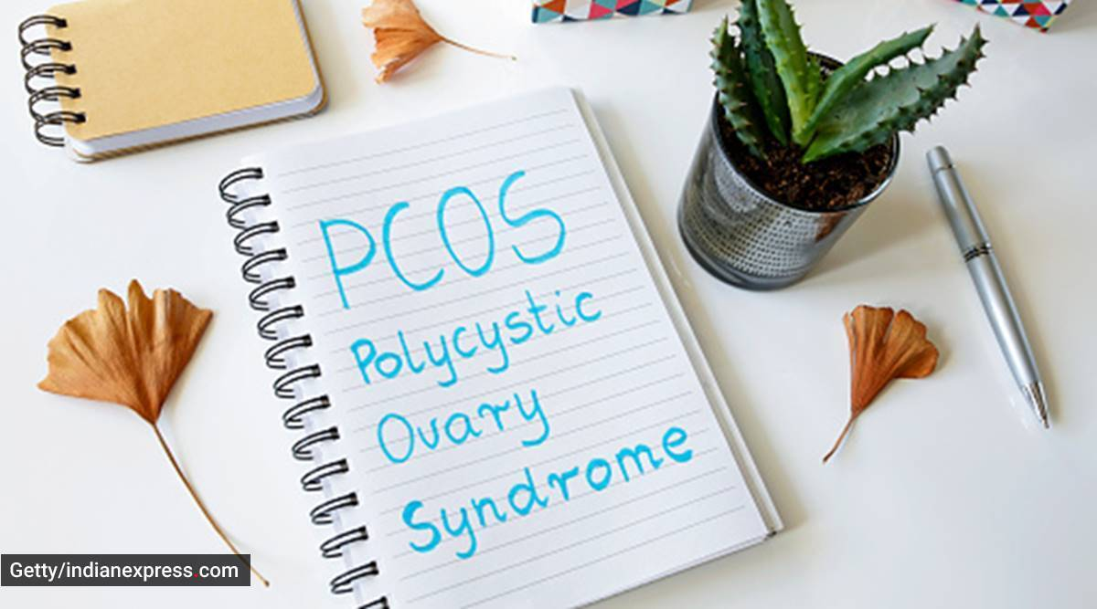 pcos, pcos acne, polycystic ovary syndrome, pcod acne, pcos side effects, pcos women, pcos hormonal changes, pcos acne relation, acne treatment, pcos treatment, pcod treatment, pcos acne treatment, hormonal acne, health, indian express