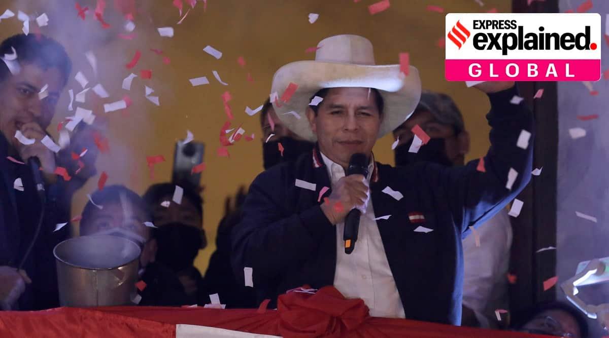 Pedro Castillo, who is Pedro Castillo, Peru election result