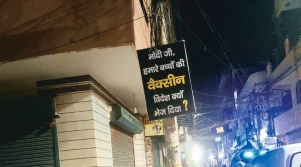 Anti-Modi poster