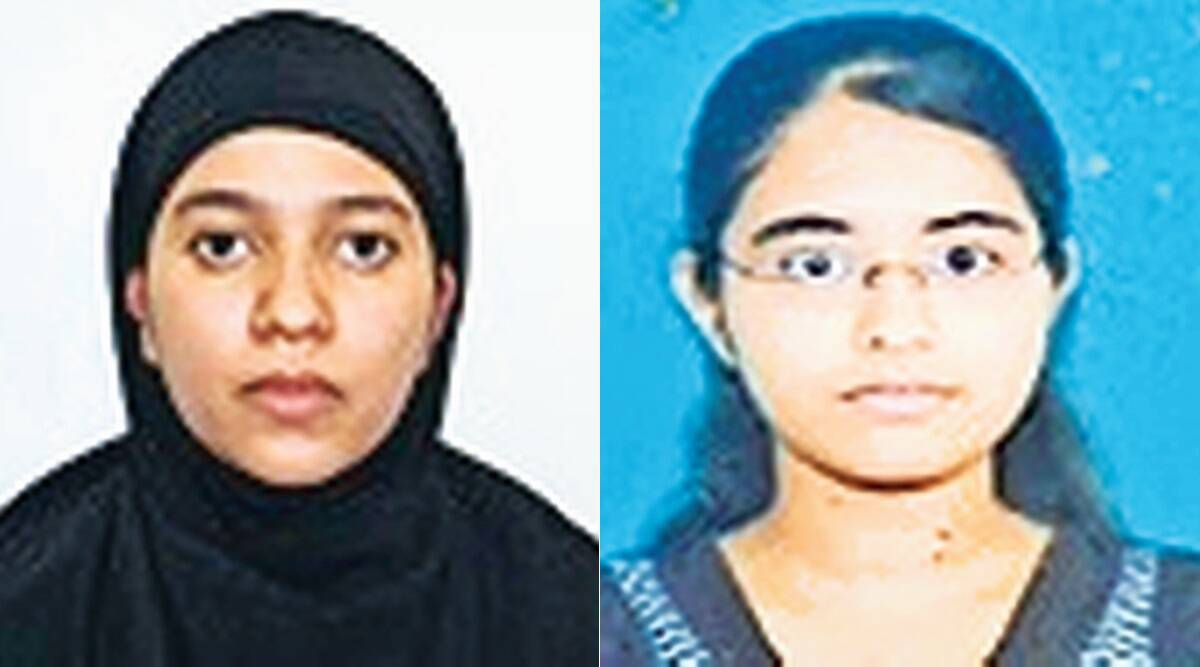 Daughters in Afghan jail, two women take separate routes