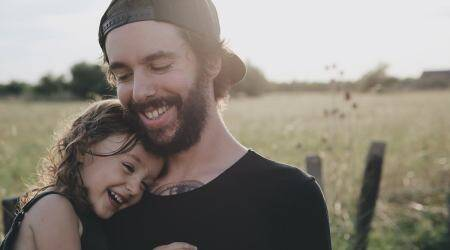 father daughter relationship, fathers and daughters, relationship between a father and a daughter, dad-daughter relationship, fatherhood, parenting, indian express news