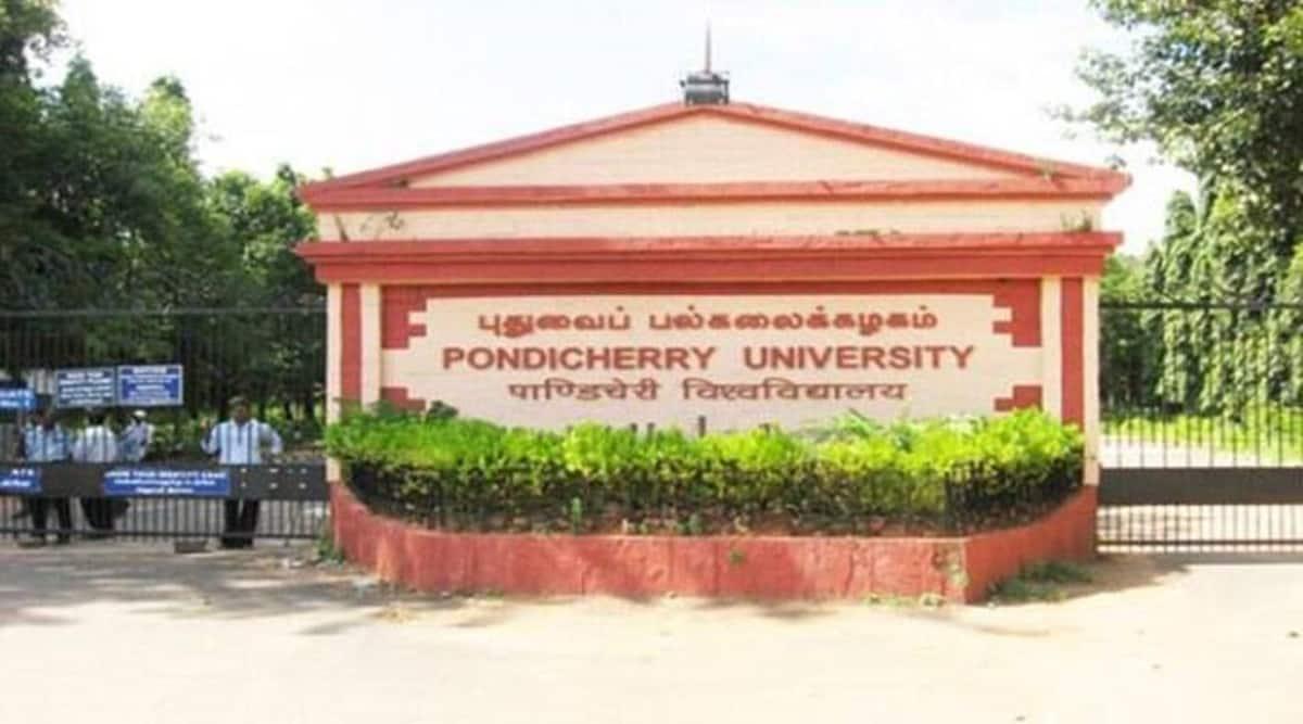 pondicherry central university