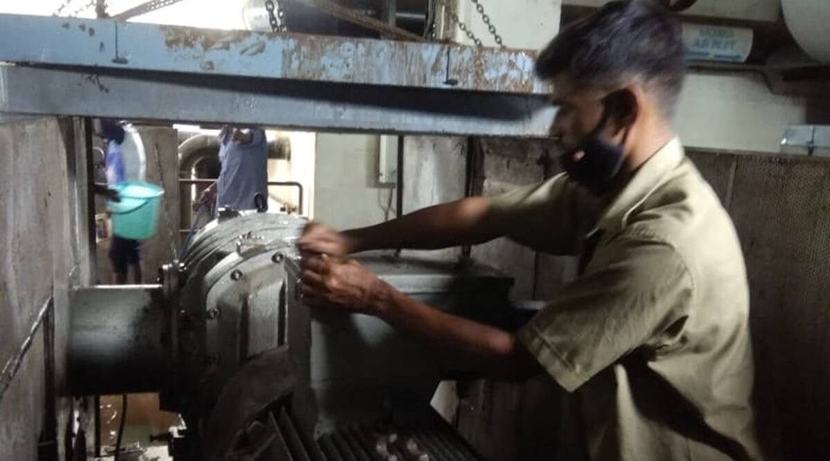 Mumbai: Supply hit as water enters Bhandup filtration plant