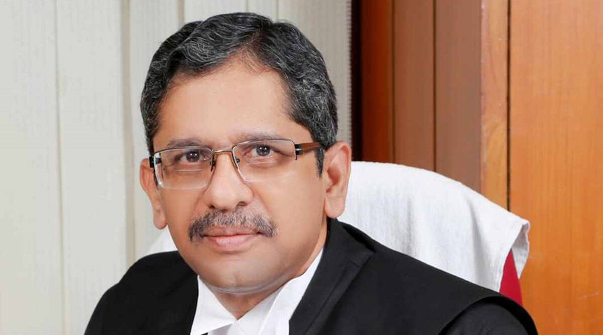 Mere right to change ruler is no guard against tyranny: CJI NV Ramana