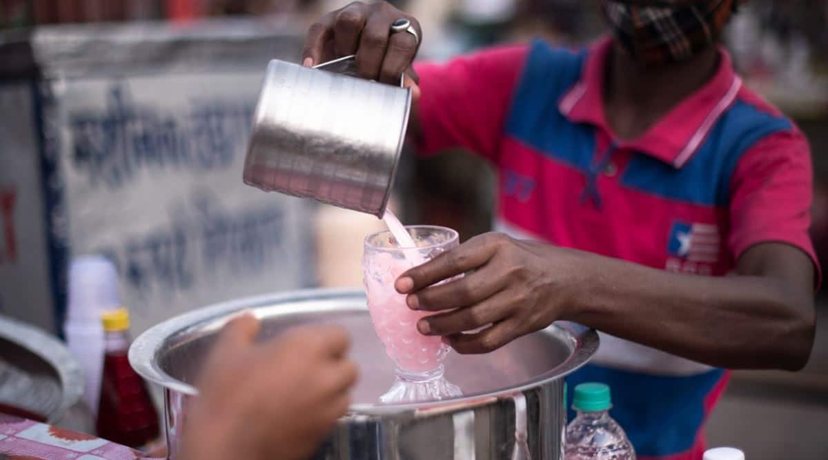 rooh afza, summer drink, refreshing drinks