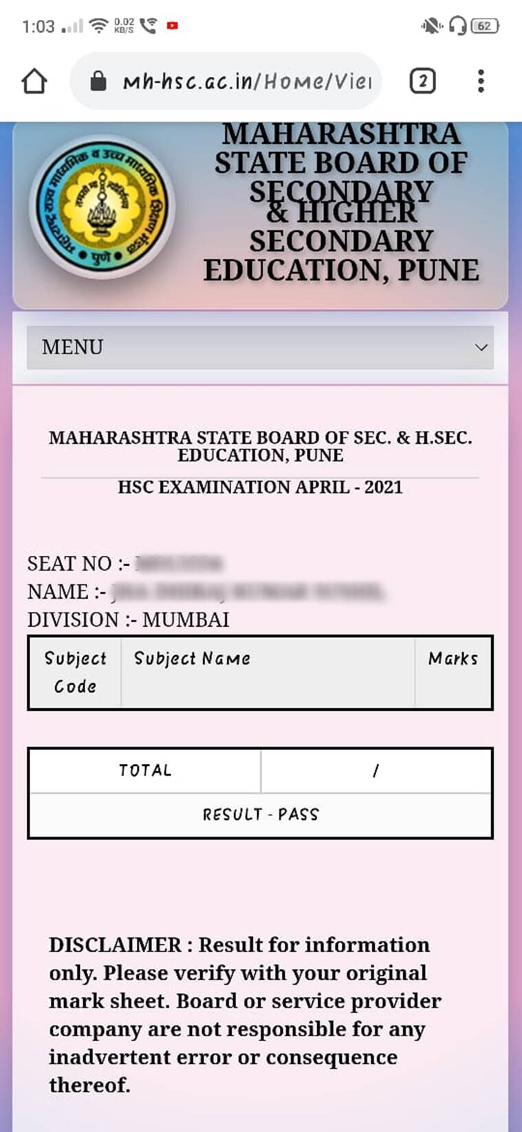 Maharashtra Class XII result, Class 12 result Maharashtra, MSBS class xii result, Maharashtra board Class 12 result date, Class 12 result maharashtra date time, maharashtra class 12 result fake