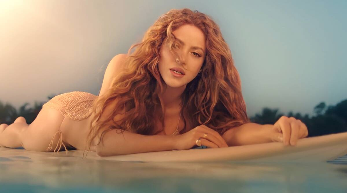 Shakira has released her new single Don't Wait Up, watch the video