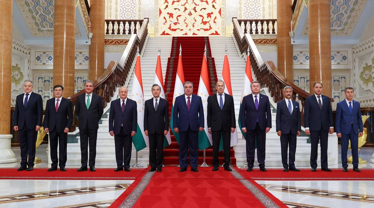 Meeting of the SCO Council of Foreign Ministers in Dushanbe