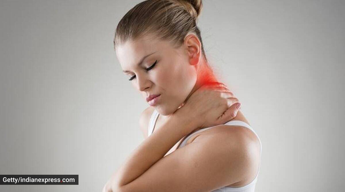 Spondylitis, Spondylitis treatment, Spondylitis and work from home, pandemic work from home issues, health issues owing to work from home, neck pain and Spondylitis, Spondylitis symptoms, Spondylitis prevention,