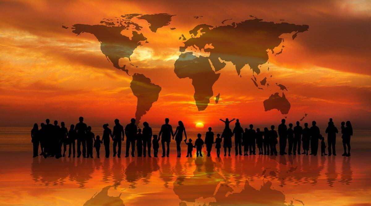 World Population Day, Five countries with the highest population growth rate, Niger, Angola, Benin, Uganda, Syria, indian express news