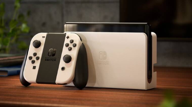 Nintendo Switch, Switch oled, nintendo switch oled, nintendo switch oled price in india, nintendo switch oled features, nintendo switch oled review