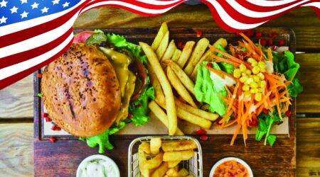 Burgers, Fourth of July meals, July 4 in America, famous July 4 meals in the US, Independance Day cookout, Fourth of July, Fourth of July meals, hot dogs, potato salad, burgers, BBQ ribs, indian express news