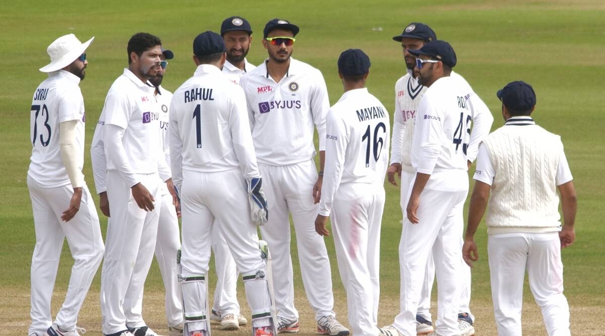 Umesh Yadav shines as India bowl out County XI despite Haseeb Hameed ton | Sports News,The Indian Express