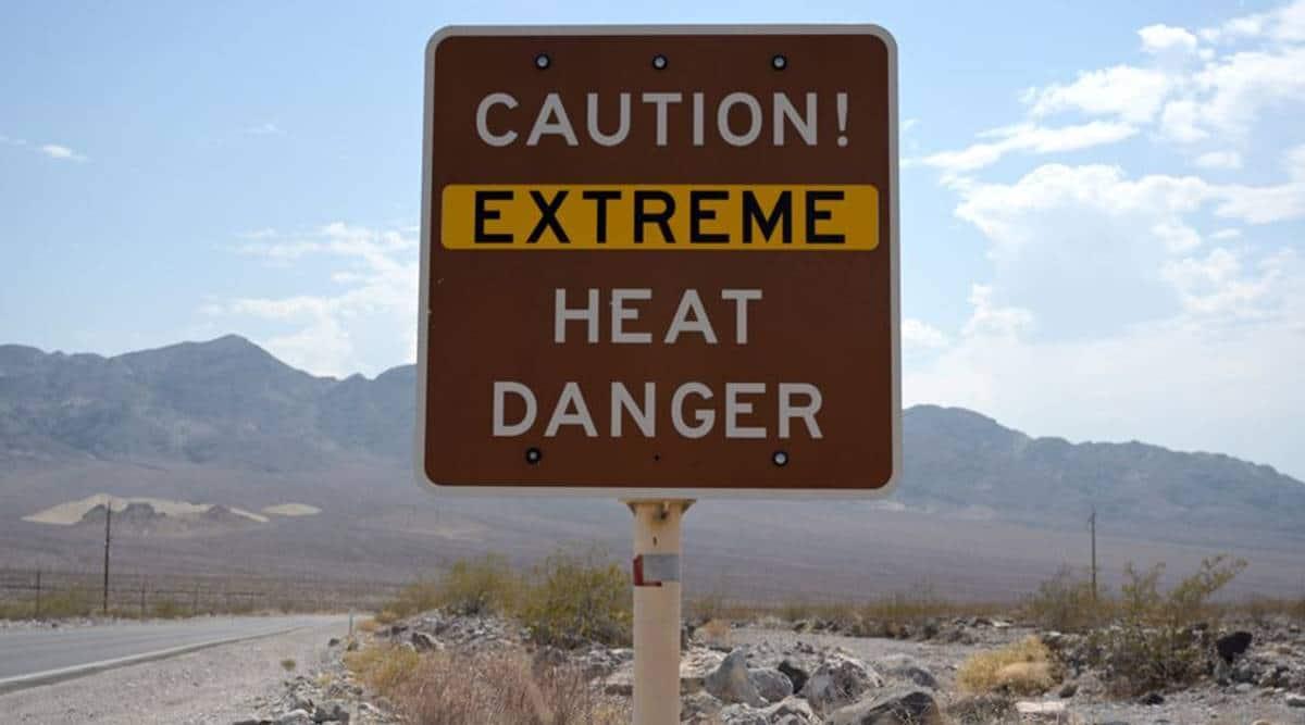 US West scorches under heat wave, Death Valley reaches 130 degrees