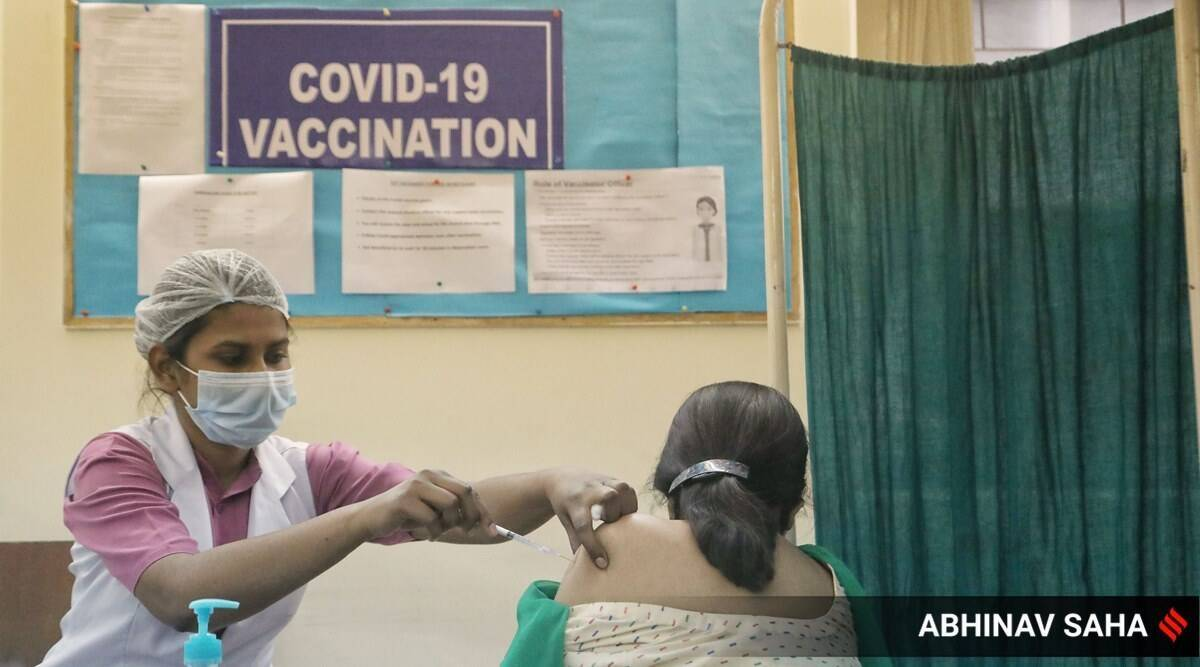 gap between first and second dose, covidshield gap, covaxin gap, gap between two shots, what is the ideal gap between two shots, indianexpress.com, indianexpress, full vaccination,