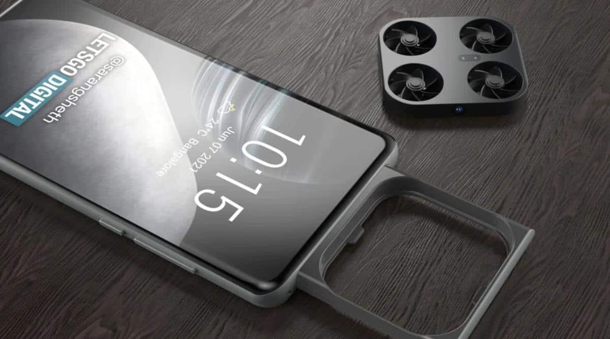 Vivo, Vivo drone phone, Vivo Drone, Vivo latest device, Vivo patents, Vivo news,