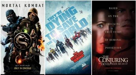 mortal combat suicide squad conjuring 3 theater release indian
