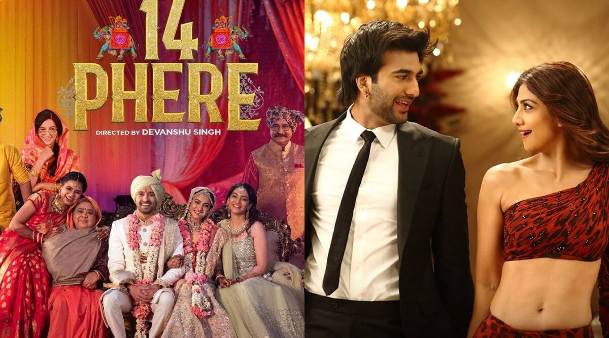 what to watch, hungama 2, 14 phere