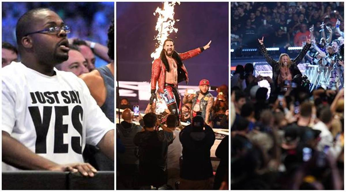 'The wait is finally over': WWE ready to welcome back fans at SmackDown