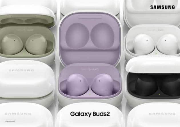 Galaxy Buds 2, Galaxy Buds 2 launch